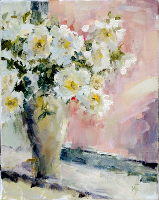 Impressionist Flowers The Innovative Still Lifes Of Artist Michael Lang Art News Report